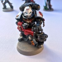 Grey Knights Purifier Heavy
