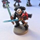 Grey Knights Purifier Knight