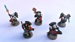 Grey Knights Purifier Squad